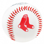 Boston Red Sox Rawlings Commorative Baseball
